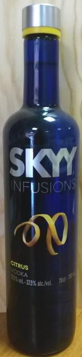 VODKA Skyy Infusions Citrus 37,5%