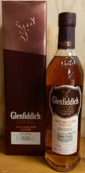 GLENFIDDICH Malt Master's Edition Single Malt Scotch Whisky 43%