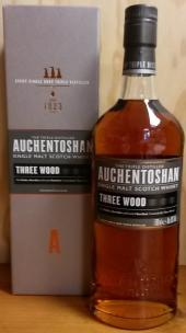 AUCHENTOSHAN Three Wood Single Malt Scotch Whisky 43%