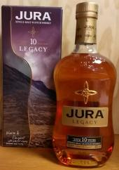 JURA Legacy Single Malt Scotch Whisky 40%