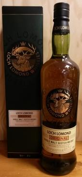 LOCH LOMOND Original Single Malt Scotch Whisky 40%