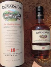 EDRADOUR 10 ans Single Malt Scotch Whisky 40%