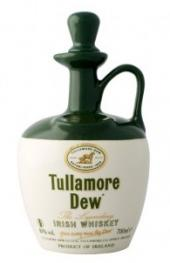 TULLAMORE DEW Blended Irish Whiskey Cruchon 40%