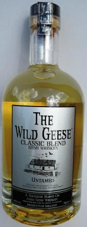 THE WILD GEESE Irish Whiskey 40%